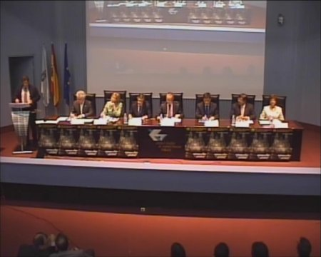 Inauguración do FECIES